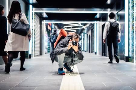 قسمت دوم از توضیح جامع عکاسی خیابانی