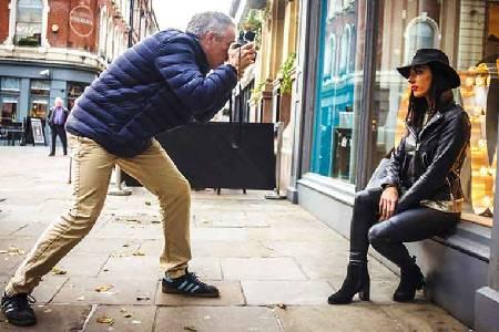 چگونگی عکاسی خیابانی و شهری