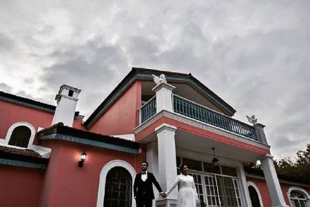 باغ و عمارت ياسمينه (لوکیشن در تهران)