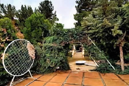 باغ و عمارت بهاران (لوکیشن در تهران)