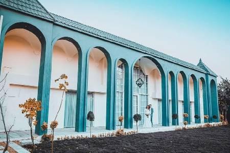 باغ و عمارت الیزا (لوکیشن در تهران)