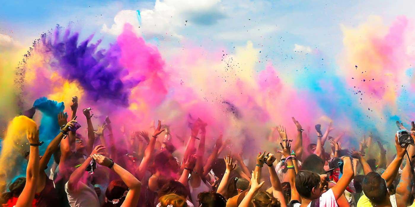 رنگها - جشن