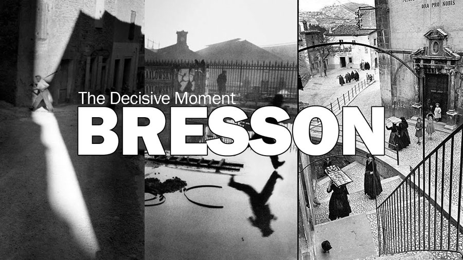 The Decisive Moment by Henri Cartier-Bresson
