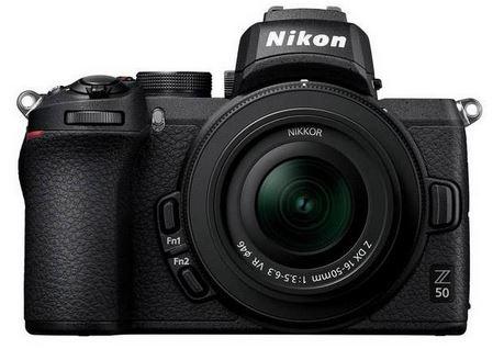 دوربین های نیکون بدون آینه