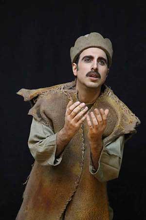 (زینب شاه علی) عکاسی تئاتر